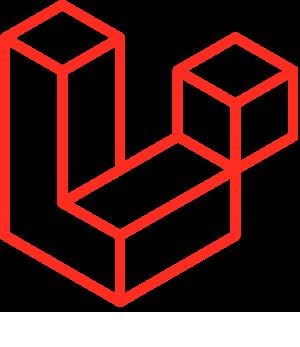 לוגו Laravel